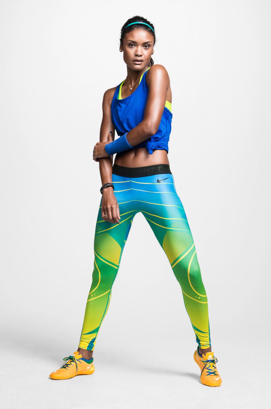 Nike NTM_x_Brasil
