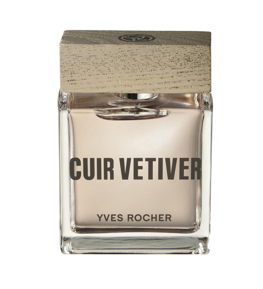 Cuir Vetiver Yves Rocher