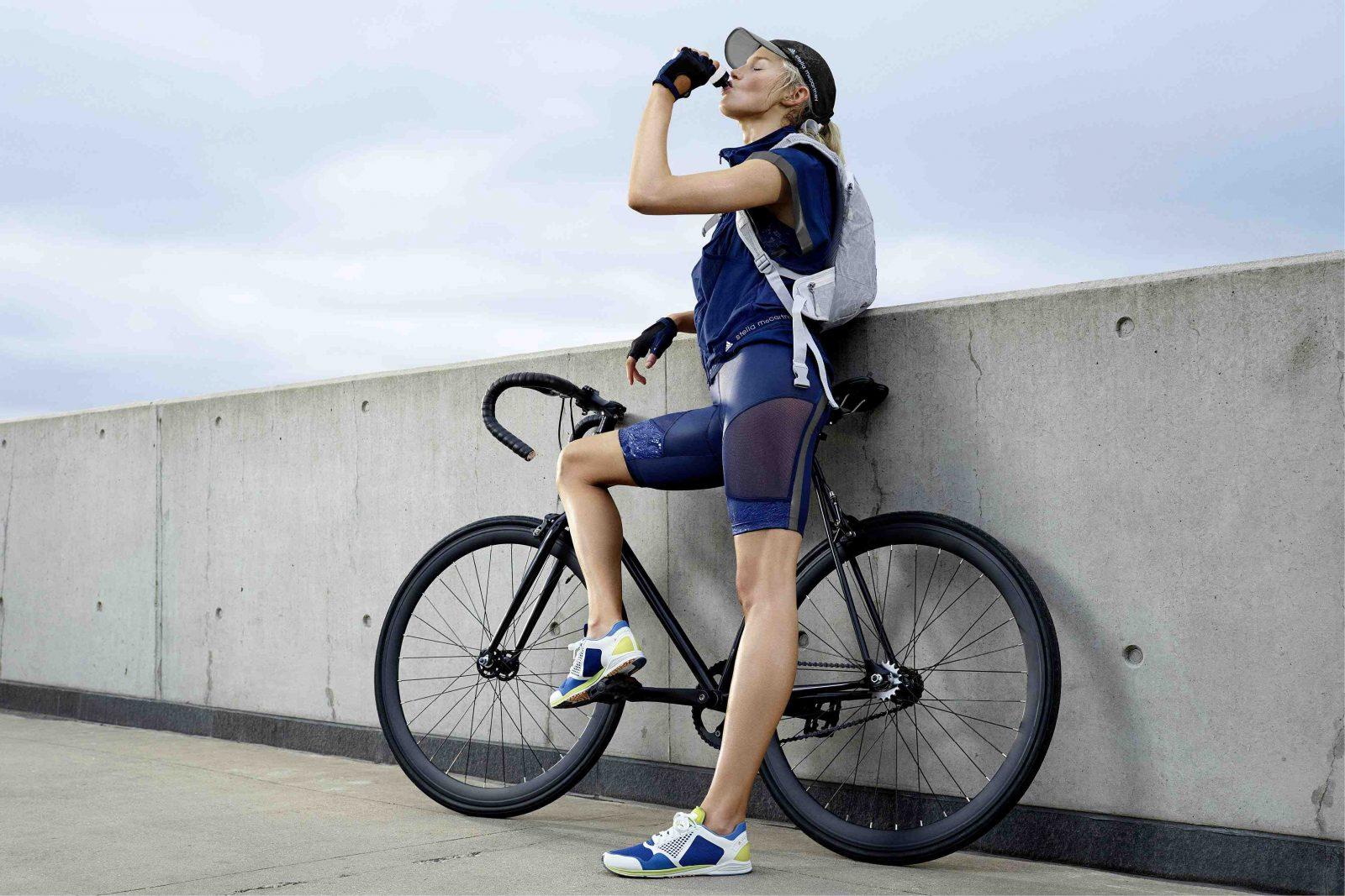 adidas by Stella McCartney_SS16_cycling Look 1