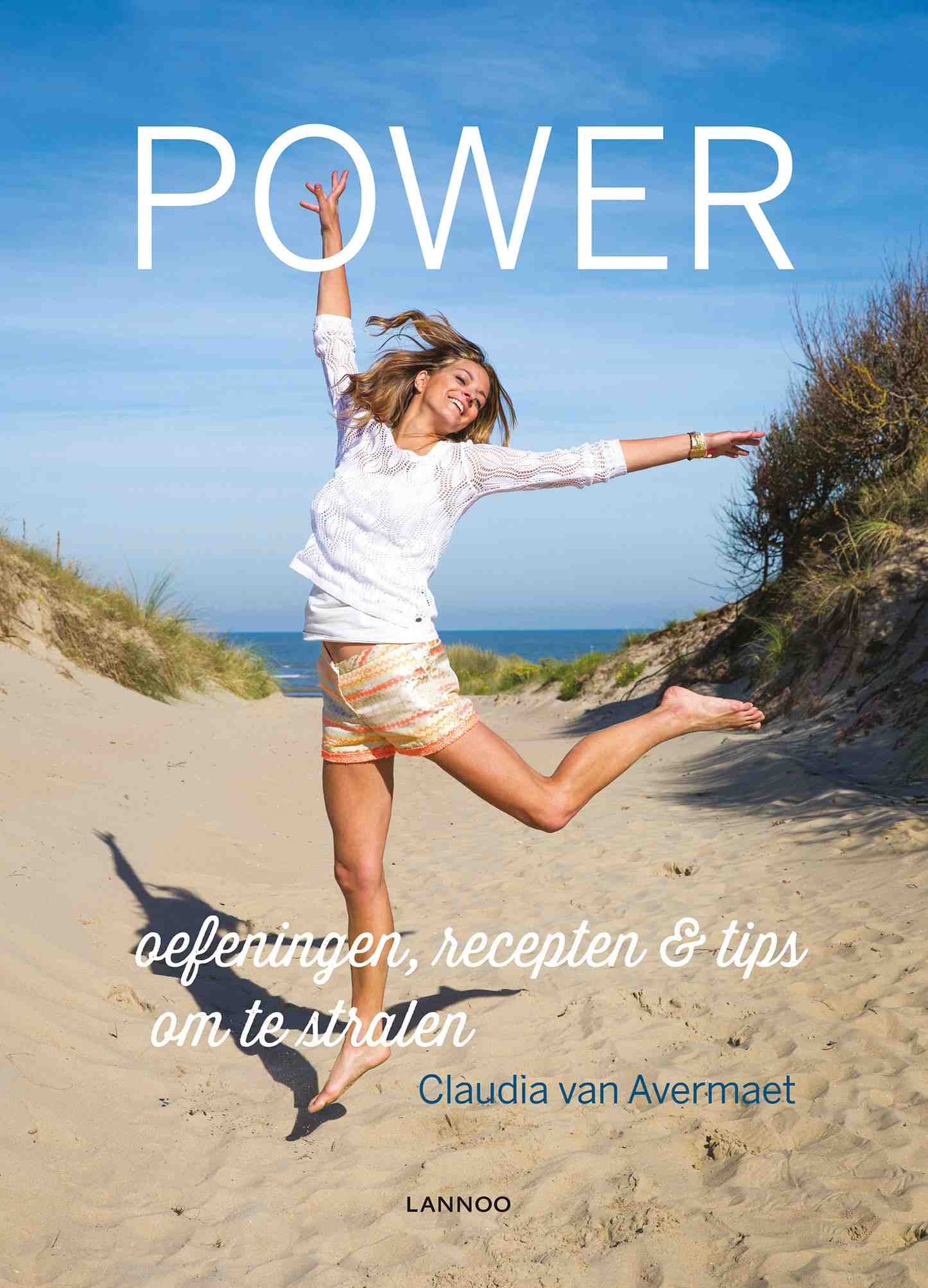 Power Claudia Van Avermaet