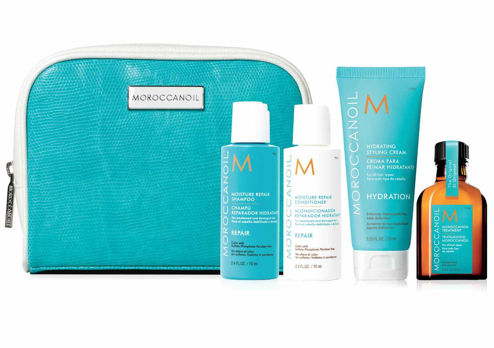 Moroccanoil Travel Kit