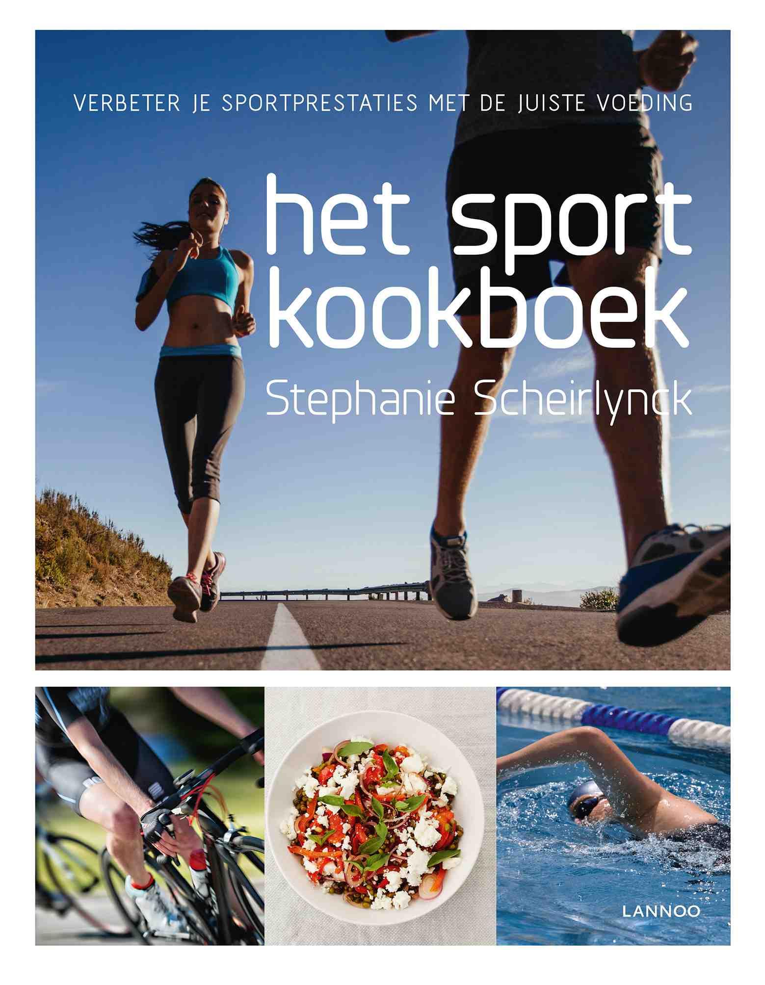 Het sportkookboek (c) Lannoo